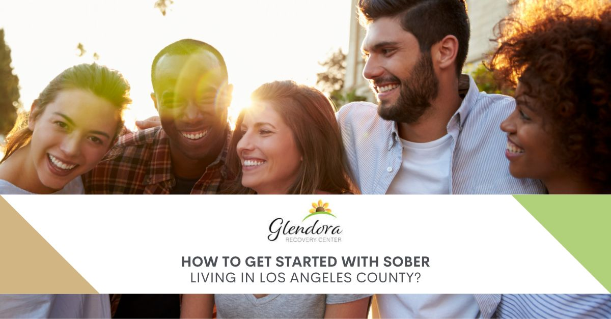 sober living in Los Angeles County
